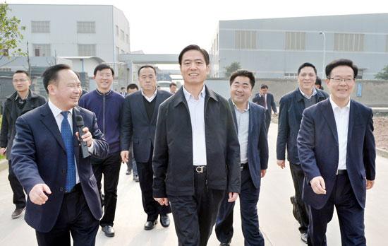副省长甘霖:广安一定能在全